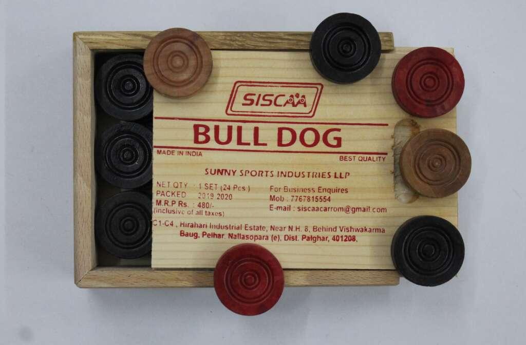 bulldog coin