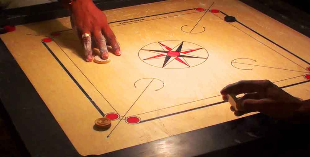 siscaa carrom board